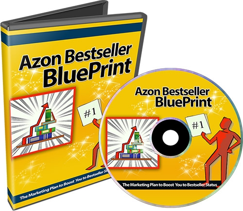 Amazon Best Seller Blue Print for Book Authors - Video Course