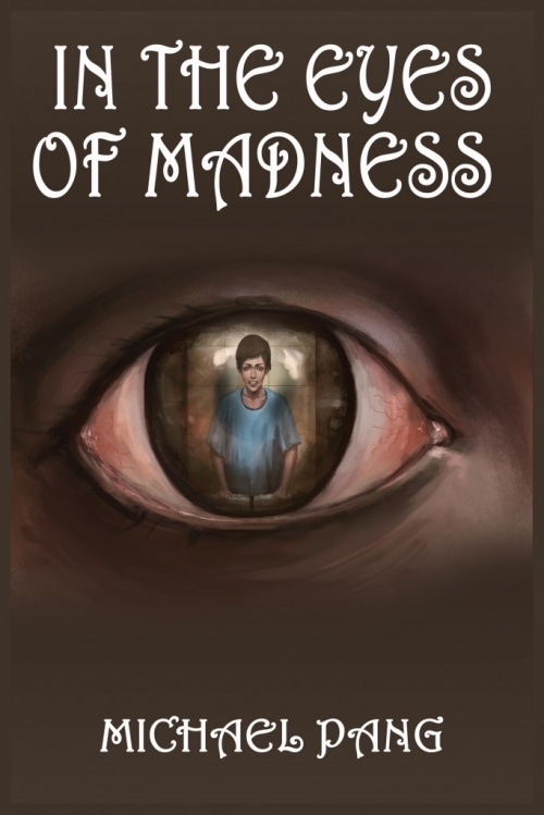 IN THE EYES OF MADNESS is a Young Adult Paranormal Urban Fantasy by Michael Pang