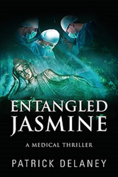 Entangled Jasmine Book Talks with Neurologist Patrick Delaney
