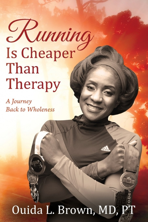 Studio Guest Ouida L. Brown is a Sports Medicine Orthopedic Surgeon and Now an Author