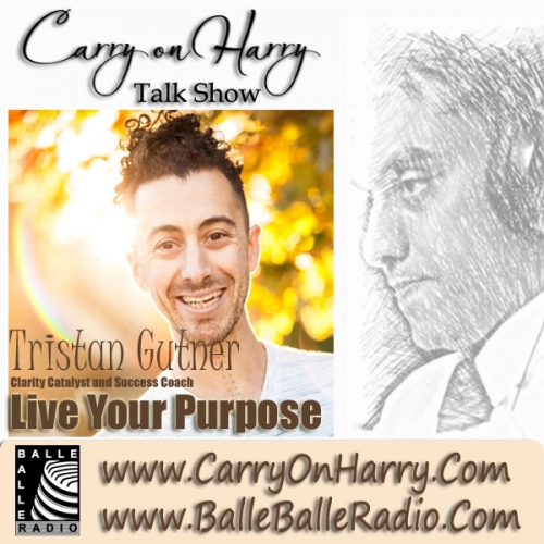 Tristan Gutner is a Clarity Catalyst,Success Coach, and Speaker.