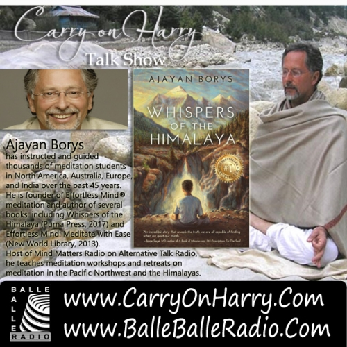 Whispers of the Himalaya with Ajayan Borys