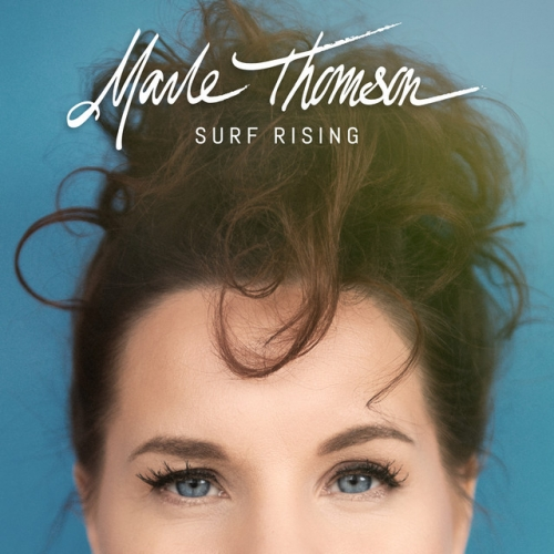 Dutch singer-songwriter Marle Thomson New Release Surf's up!