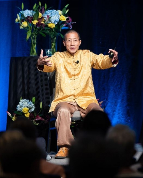 Master Mingtong Gu America's Leading Authority and Guide to