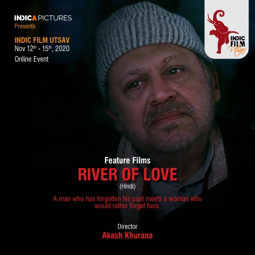 Lost and Found love in a mystical journey - The River Of Love