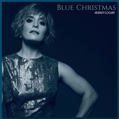 "A Signature Christmas song by Aubrey Logan ""Blue Christmas"""