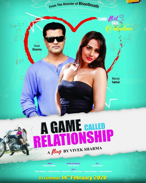 """A Game Called Relationship ""  celebrating Success on MxPlayer India - Director Vivek Sharma"