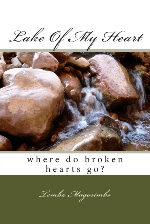Temba Magorimbo introduces his book Lake Of My Heart